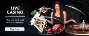 Live casino strategie