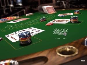 Blackjack spelen