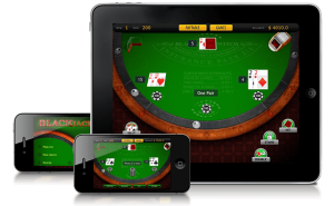 Gratis blackjack oefenen