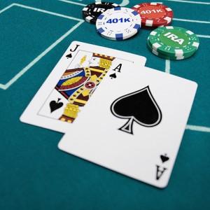 Blackjack spelen met tactiek